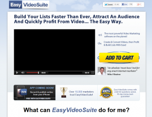 EasyVideoSuite (EasyVideoSuite) home page full size image