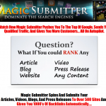 Magic Submitter (Web 2.0 Marketing) thumbnail image