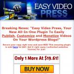 Easy Video Press thumbnail image