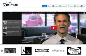 Video Optimize (VideoOptimize.com) home page full size image