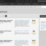 "ThemeForest ""SEO Optimized"" Themes thumbnail image"