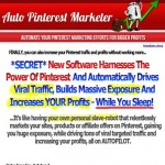 Auto Pinterest Marketer thumbnail image
