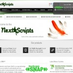 NextScripts Social Network Auto Poster overview page full size image