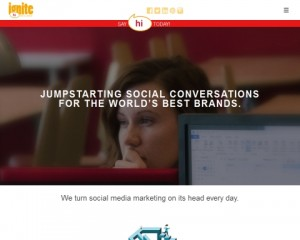 Ignite Social Media Reviews screenshot image